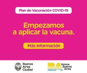 1.5 CABA. Plan de vacunación Covid-19